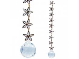 FENG SHUI kristallripats täheketiga - Tähed ja Ühtsus - VIIMANE